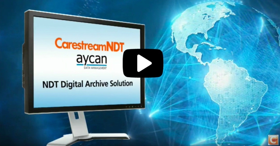 aycan NDT archive video